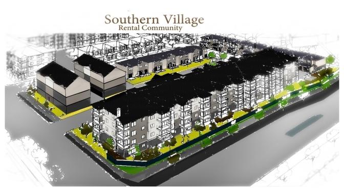 Southern Village – Rental Community