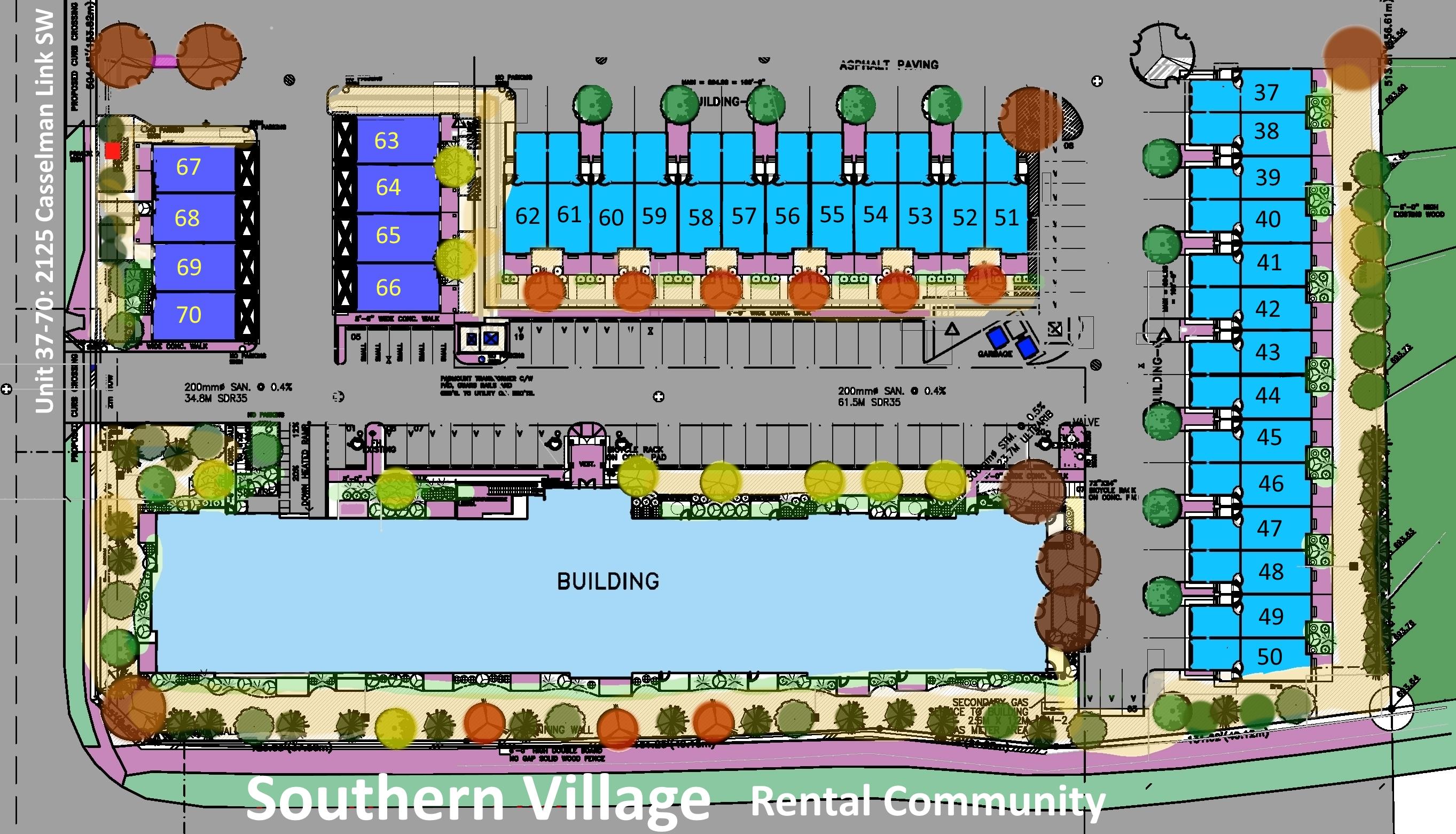 Southern Village Rental Community