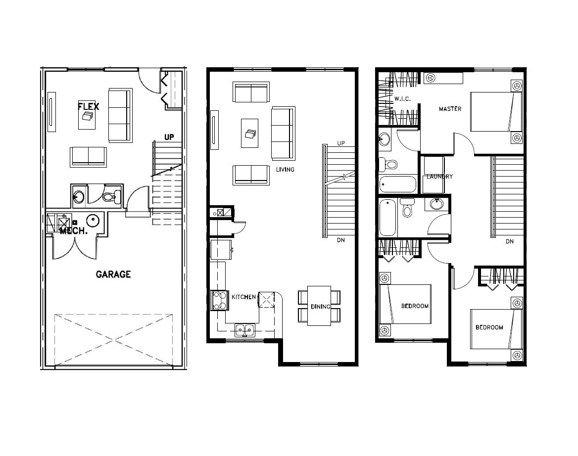 3 Storeys Floor Plan (1)
