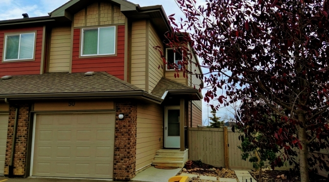 2.5 Storey Townhome